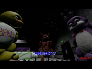 Five Nights at Freddys Animation Compilation_ Season 2 by Zajcu37 [SFM FNAF]