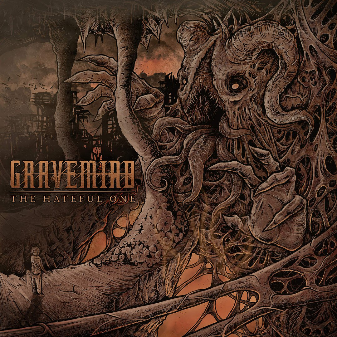 Gravemind - The Hateful One (EP) (2015)