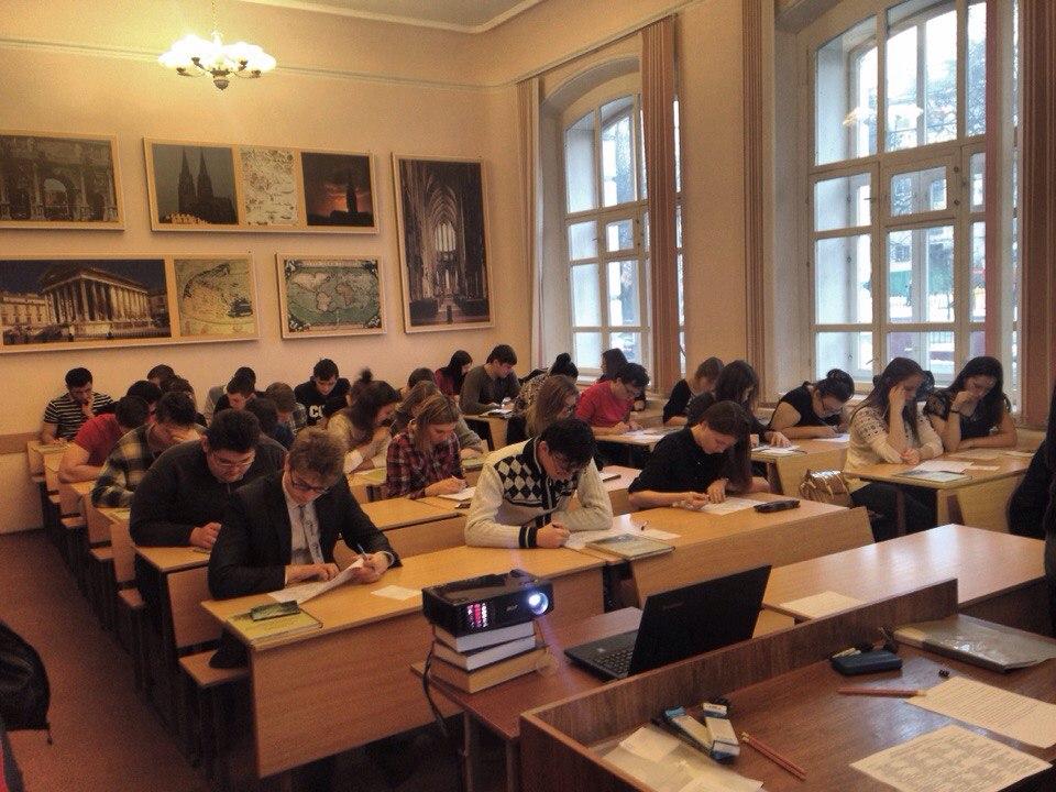 Жители области проверили свои знания по истории Отечества