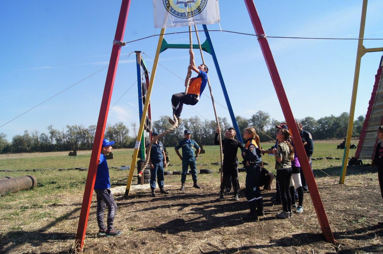 В Ростовской области пройдут вторые Игры по гражданской обороне