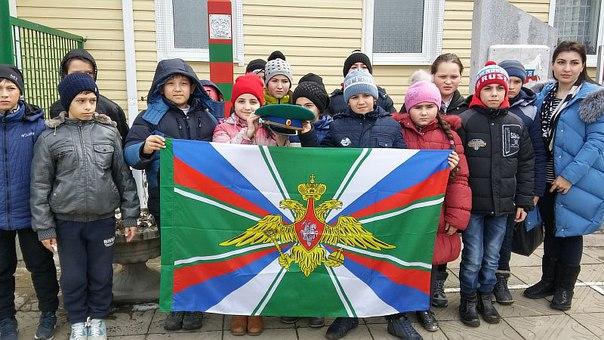 Школьники из Усть-Джегуты посетили Зеленчукский район