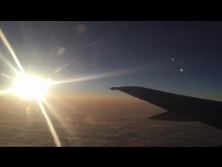 Перелет из Минска в Петербург за 20 секунд