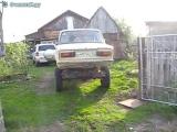 УАЗик с кузовом от шестёрки