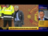Sky Sports: Jose Mourinho has signed his contract to become the new manager of Manchester United