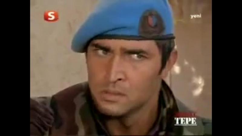 Serdar Komutan Uzmanı Dövüyor - Şefkat Tepe