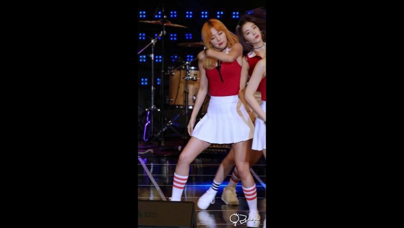 160921 대구 두류공원 파크콘서트 레드벨벳(Red Velvet) 슬기 러시안 룰렛(Russian Roulette) 직캠(Fancam)