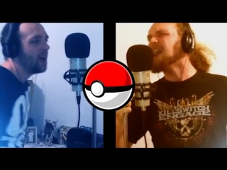 POKEMON THEME SONG (METAL COVER) - SnR