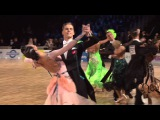Francesco Galuppo - Debora Pacini   Viennese Waltz   Finland Open 2016 Grand Slam