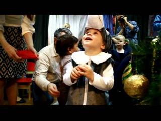 Новогодние праздники в Доме волшебников (на Бабушкинской)