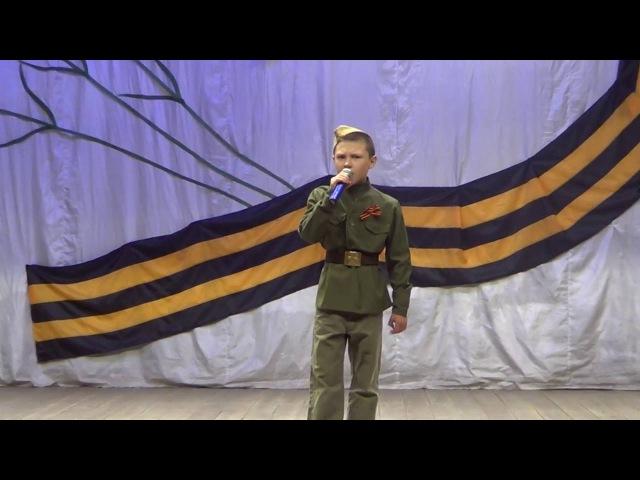Кирилл Балахонов посёлок Пудожгорский