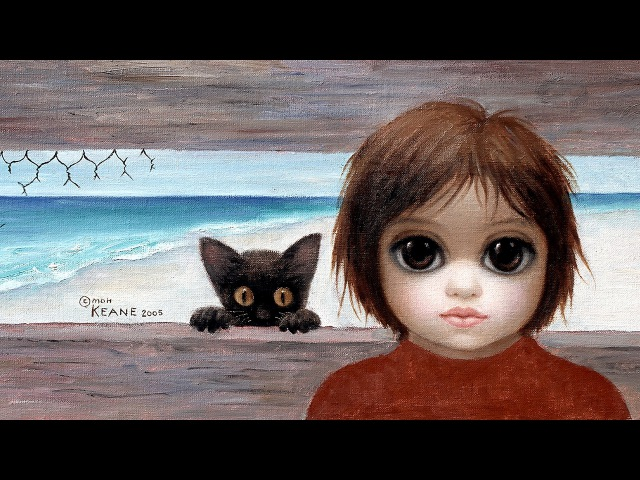 Margaret Keane, Painter Behind Tim Burton's 'Big Eyes' | KQED Arts