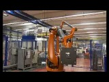How industrial robot is made