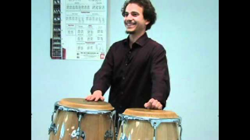 Dafnis Prieto, Part 3: The Conga Rhythm and its Substyles