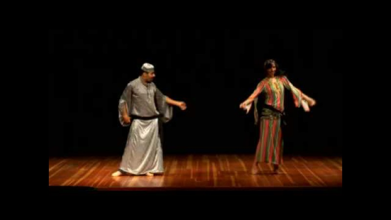 Tito and Hala duet - Egyptian Belly Dance