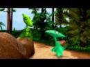 Обучающий мультфильм для детей Поезд динозавров  Я   тиранозавр, Четвероногий Нед, 4 серия