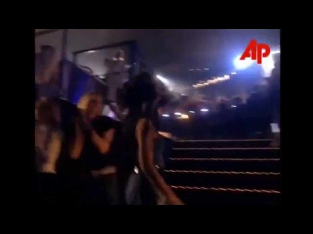 Amy Winehouse - Winner EMA awards 2007