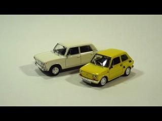 Обзор Polski Fiat-126P из журнальной серии