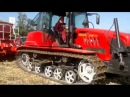 BELARUS MTZ 1502-01 TRAKTOR CRYSTAL TRADE VIDEO PÖTTINGER MUNKAGÉPEKKEL .mp4