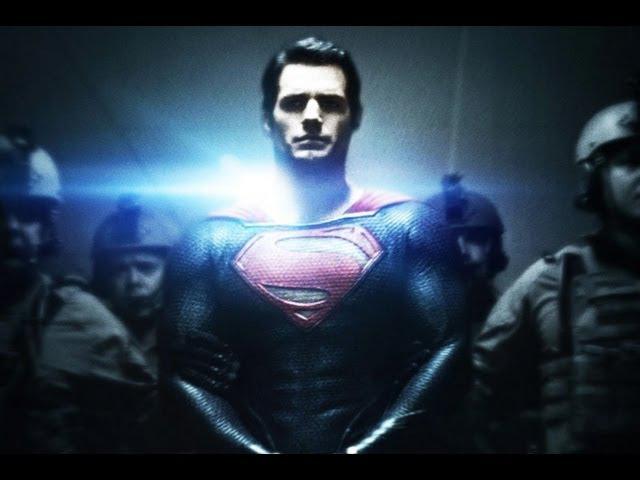 «Человек из стали» Супермен 2013 Смотреть трейлер