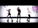 [MMD X ONS] ECHO (SHINOA, YUICHIRO, MIKAELA)