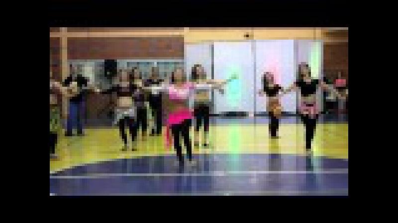Alla Kushnir Coreografia Workshop Belly Tchê