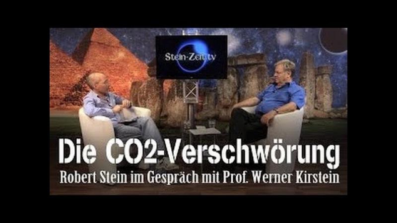 Die CO2 Verschwörung Prof Werner Kirstein bei SteinZeit