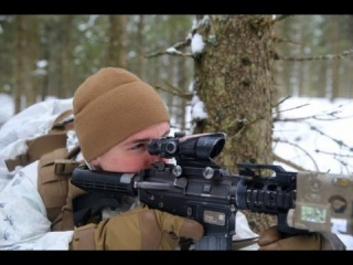 Exercise Cold Response 2016 - Norway