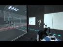 Прохождение Portal 2 Co-op (alexander.plav Choochoo) Ч. 1