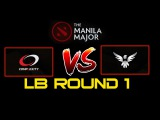 Manila Major 2016 - Wings Gaming vs compLexity Gaming - LB Round 1