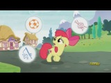[RUS Sub / ♫] MLP: FiM - Out Of My Own [On Your Marks - Season 6, Episode 4 / Song] - Рус. субтитры