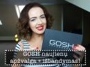 Nauja GOSH makiažo priemonių kolekcija SS16 Rekomenduoju