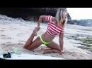 САМОЕ КРАСИВОЕ ВИДЕО - Девушка на пляже !