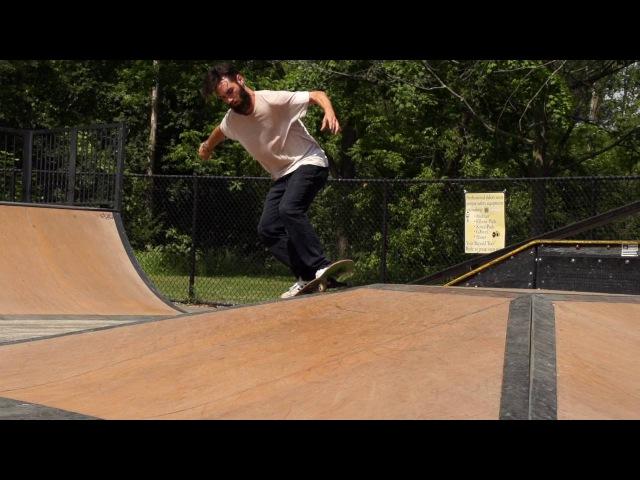 WTF? Double hardflip late kickflip – Joe Vizzaccero