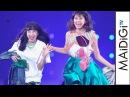 森星、小松菜奈とランウエー グリーンファッションでさわやかに &#12300