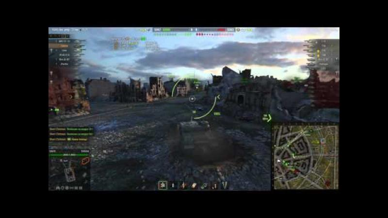 World of Tanks 43 - Tortoise в топе. De Jure и De Facto