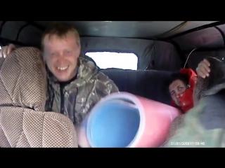 Когда в машине мощный саб