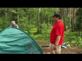 Кемпинговая палатка КЕРРИ 3 V2 Greenell