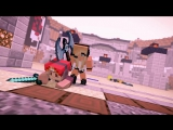 Minecraft Songs- 'Boys Can't Beat Me' Psycho Girl 2- Minecraft-_HIGH