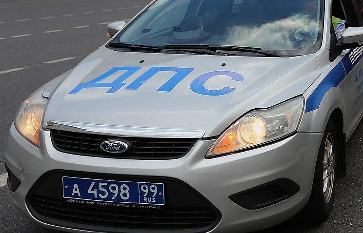 Два человека убиты в результате вооруженного нападения на пост ДПС в Подмосковье
