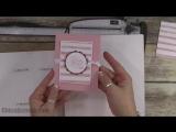 Простые стильные открытки и коробочка к Дню Святого Валентина.https://vk.com/scrapers.One Sheet Wonder - featuring Bloomin Love
