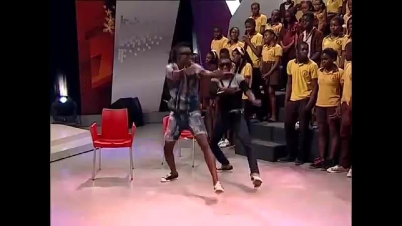 Os Piluka - Kwaito _ Ангола