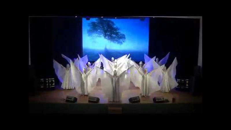 1036 Заслуженный коллектив народного творчества детский ансамбль танца Сударушка г Тарко Сале ЯНА