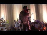 Faith No More 'Just A Man' @ Blue Hills Bank Pavilion Boston 20150804 Mike Patton crowdsurfing