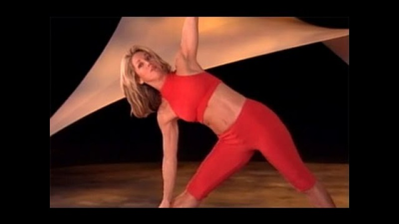 Denise Austin: Power Yoga Workout