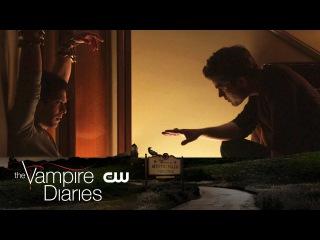 Расширенное промо к 11 серии 7 сезона Дневников Вампира «То, что мы потеряли в огне».
