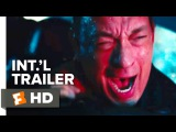 Inferno International Teaser TRAILER 1 (2016) - Tom Hanks, Felicity Jones Movie HD