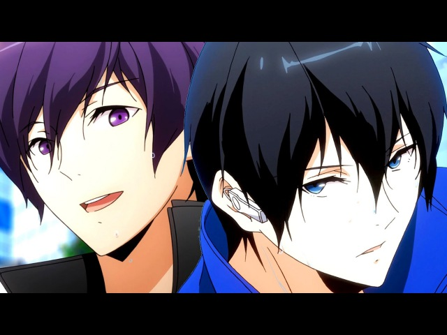 Prince of Stride「AMV」- Eyes On You [HD]