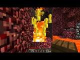 ПОЖАР В ЛЕСУ! - Minecraft Skyway Island Survival 2