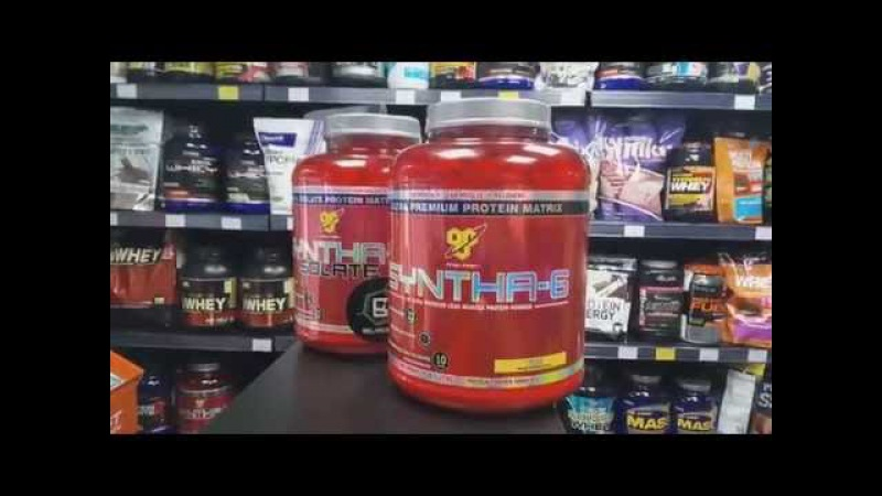 BSN Syntha-6 Isolate - Что такое изолят протеина?