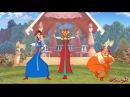 Нарезки из мультфильма Добрыня Никитич и Змей Горыныч